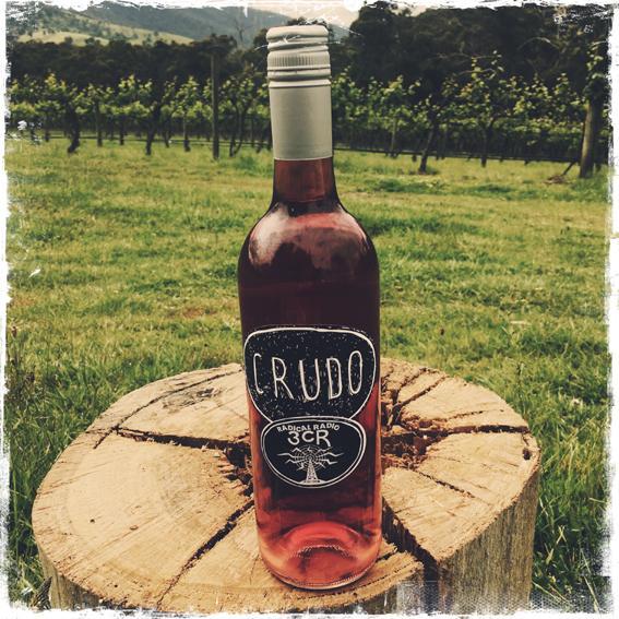 Crudo wine sales