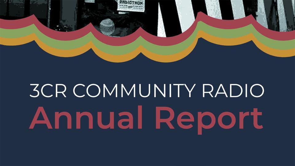 3CR Annual Report 2020