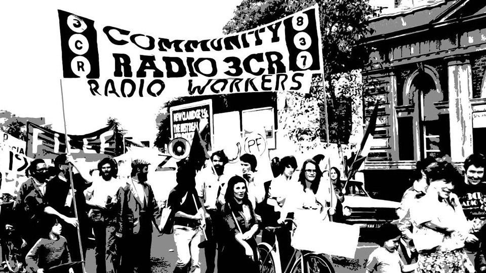 Book Launch - Radical Radio: Celebrating 40 Years of 3CR