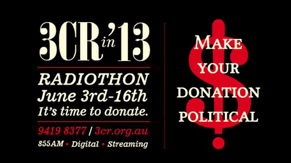 3CR Radiothon