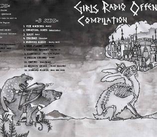 Girls Radio Offensive TAPE 2