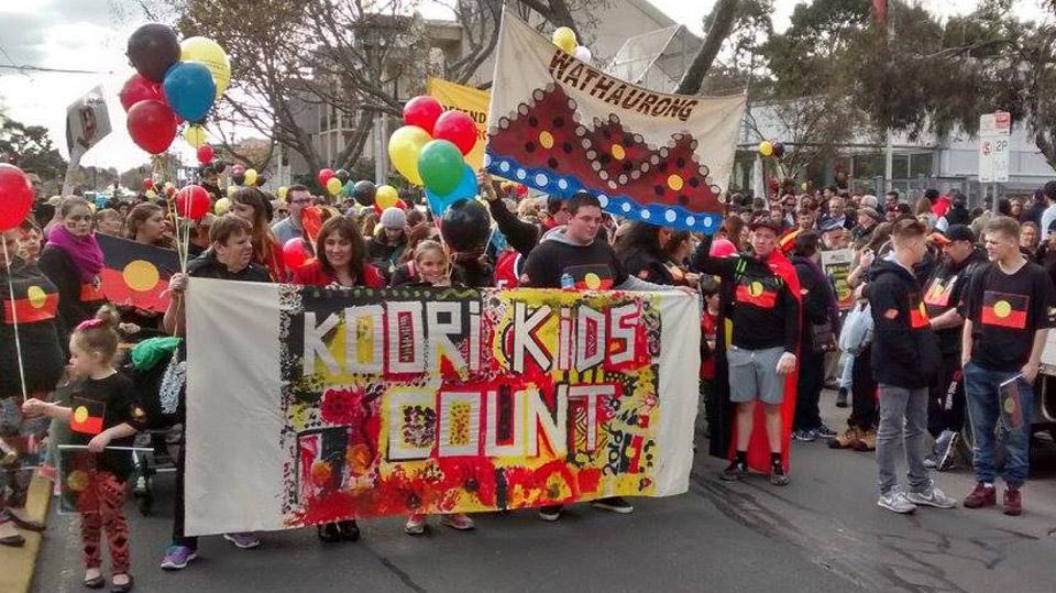 Hands Off Aboriginal Kids