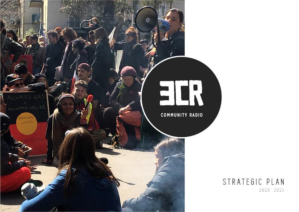 3CR strategic plan