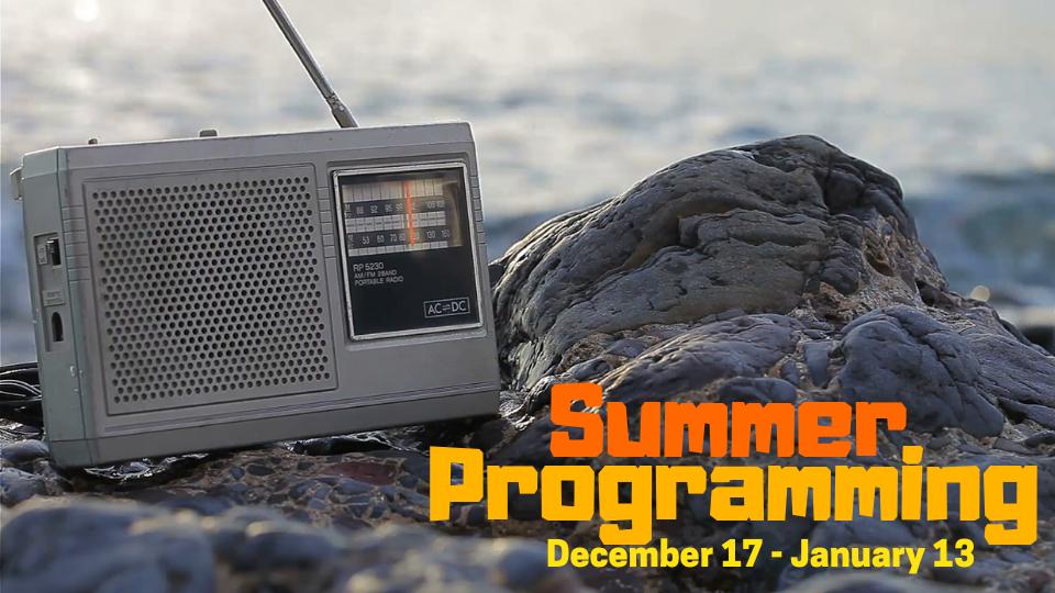 Summer programming 2018-2019