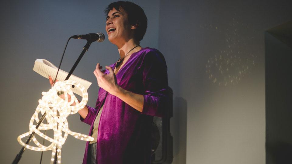 Celeste Liddle, Liquid Architecture Festival Artist