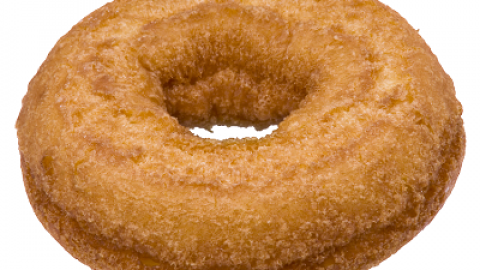 Donuts are the same shape as coffee cups according to topology.