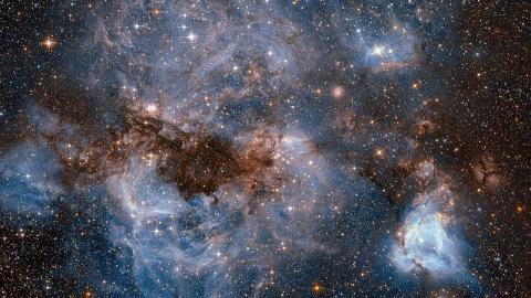 Space still holds many mysteries