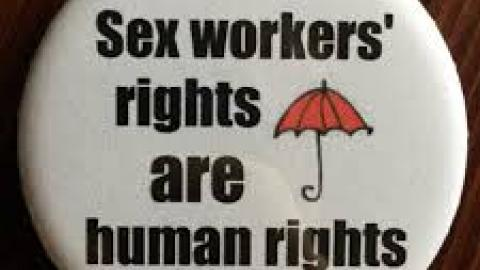 Sex workers' rights are human rights