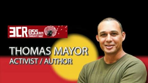 Thomas Mayor - Activist/ Author