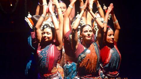 Sohamasi Odissi Dance