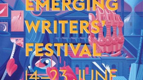 Emerging Writers Festival 2017 poster