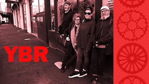 Hey this just dropped: new Yarra Bicycle Users Group Radio on 3CR album feat. Faith, Val, Chris & Big Steve. Get on it