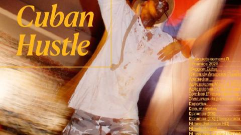 The Cuban Hustle book cover. Image: sujathafernandes.com
