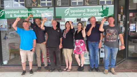 Gippsland Trades and Labour Council