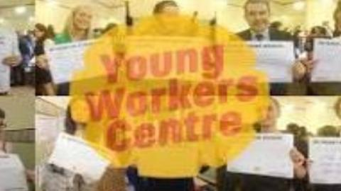 Young Workers Centre Image