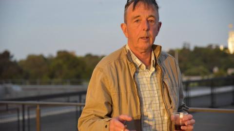 Maurice McNamara, melbourne spoken word, melbourne poetry, australian poetry