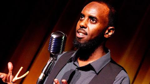 Awale Ahmed on 3CR Spoken Word