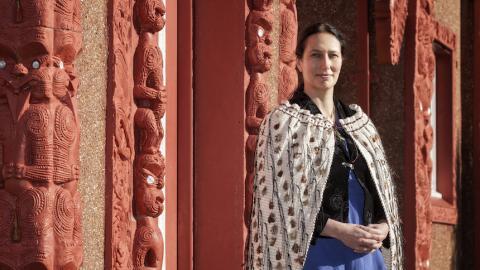 Jacinta Ruru - University of Otago Magazine