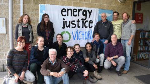 Energy Justice Victoria in Morwell
