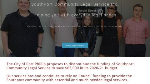 Southport Community Legal Service