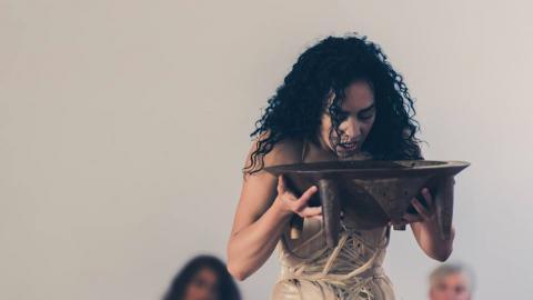 Jahra Rager Wasasala, photographed by Jocelen Janon.