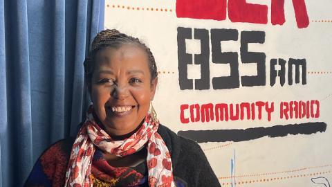 Nile Show host Aziza 2021