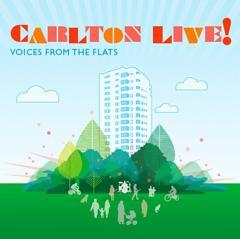 CARLTON LIVE! poster