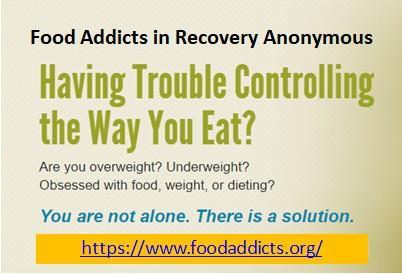 Food Addicts website