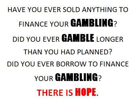 Where Gambling Takes You