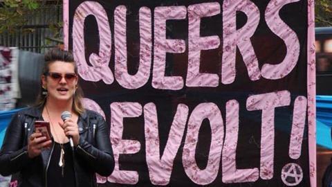 Laura McLean Queers Revolt