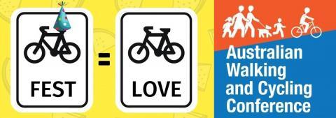 Adelaide Bike Fest on 13 October & Australian Cycling & Walking Conference 24-25 October 2019