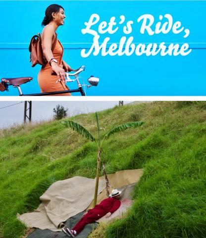 Let's Ride, Melbourne and Hidden in Plain Sight