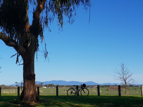 Great Southern Rail Trail in South Gippsland
