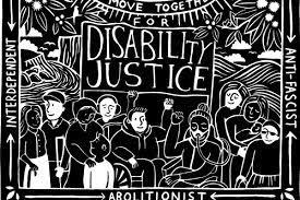 Disability Justice Network Fundraiser Artwork by Judy Kuo