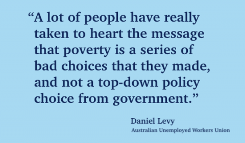 Poverty is a Political Choice