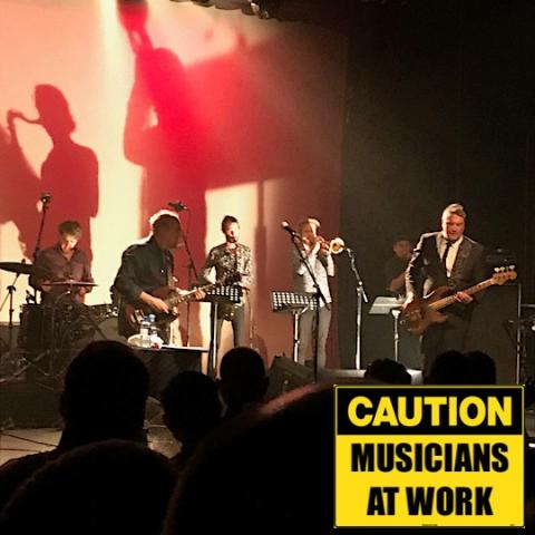 Ed Kuepper: Musicians at Work