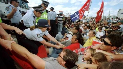 MUA Patrick's dispute 1998