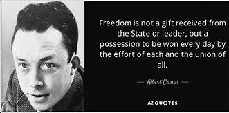 Albert Camus (Wikipedia quotes)