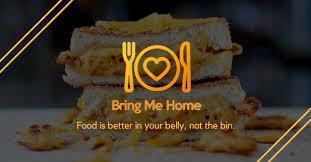 Bring Me Home - Food Rescue App