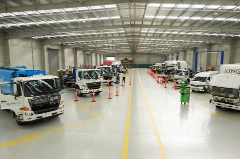 SEA Electric Trucks & Vans
