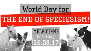 World Day for the End of Speciesism march image