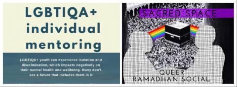 LGBTIQA+ mentoring / Queer Ramadhan Social