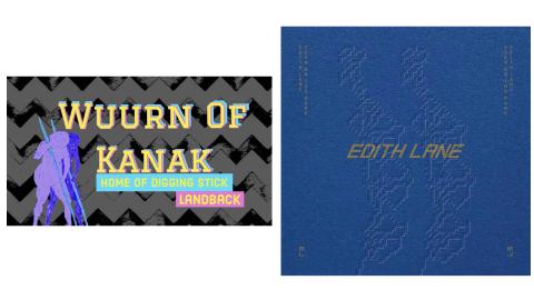 Wuurn of Kanak and Edith Lane