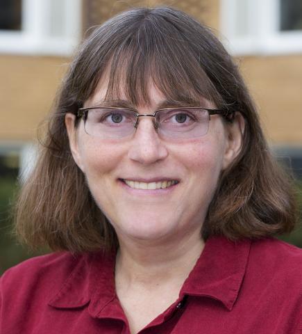 Professor Elizabeth Anderson, photo by David Paterson