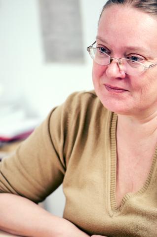 Associate Professor Sandrine Bergès