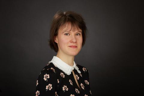 Assistant Professor Janelle Pötzsch