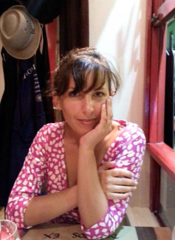 Assistant Professor Candice Delmas