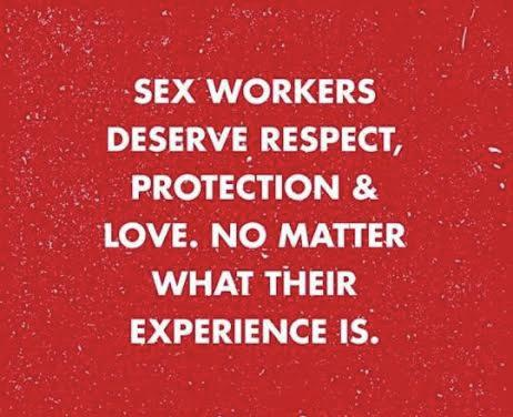 #DecrimSexWorkNow