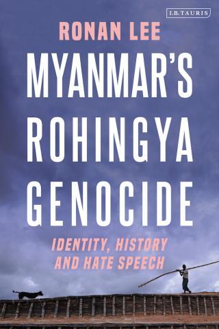 Myanmar's Rohingya Genocide photo courtesy Ronan Lee