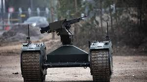 Automated Weapons are a frightening new frontier